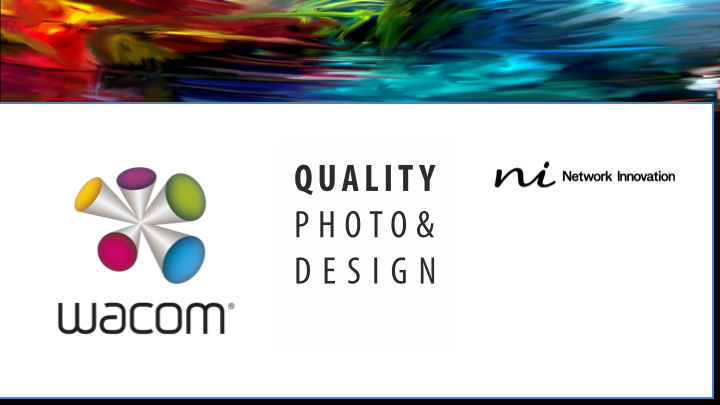 Wacom netowork innovation, martin savara, bildbehandling, retusch foto, reklamfoto